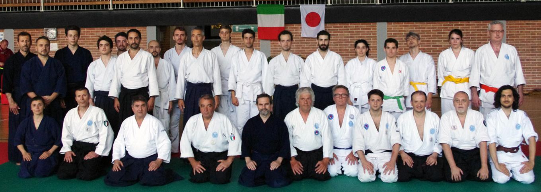 1 Rensei Taikai Shibu Italia Partecipanti